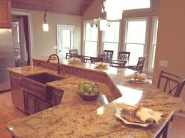 kitchen island with granite top and breakfast bar granite top kitchen island breakfast bar islands with breakfast
