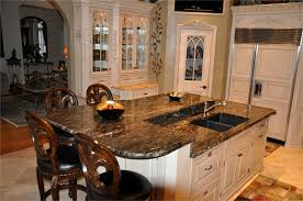 kitchen islands with granite countertops kitchen island granite amazing brown granite countertop with