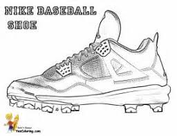 gallery images and information nike running shoes coloring pages