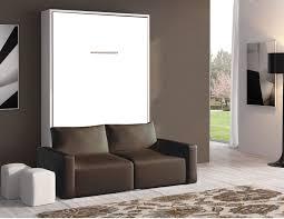 lit escamotable avec canapé dépôt direct usine armoires lit avec canapé
