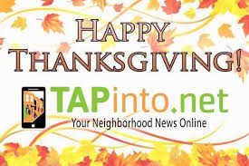 happy thanksgiving thoughts from tapinto basking ridge and friends