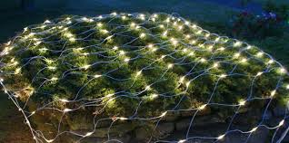 indoor and outdoor net lighting quality net lights from festive