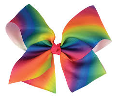 hair bow tie amazing selection of pink cheerleading hair bows