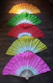 silk fans pretty silk fans for a reasonable price caroleeena s circles of