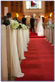 pew decorations for wedding wedding decor top church pew decorations for weddings your