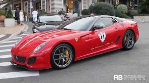 Ferrari California Body Kit - walkaround u0026 driving loud ferrari 599 gto xx parts in monaco