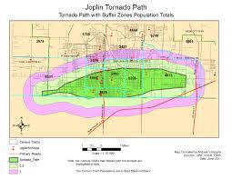 joplin mo map applications in gis joplin missouri tornado