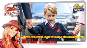 newsroyal william and kate u0027s fight to keep prince george safe
