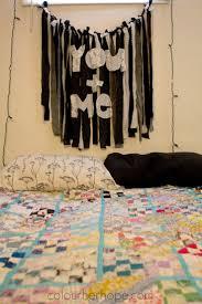 46 best diy bedroom images on pinterest projects bedroom ideas diy bedroom decorating diy fabric scraps to tassel decor colour her hope