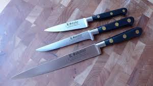 kitchen knives k sabatier u2013 working by hand