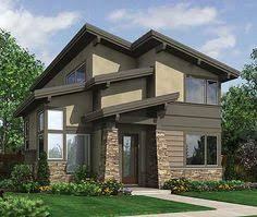 Contemporary Homes Designs House Plan 50323 Contemporary Modern Plan With 2072 Sq Ft 3