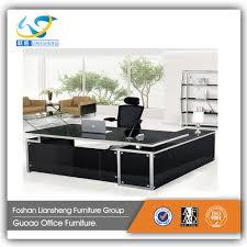 executive office glass chrome desks executive office glass chrome