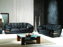 Black Leather Sofa Interior Design - Leather sofa interior design