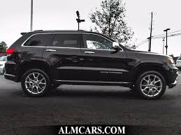 jeep cherokee black 2015 2015 used jeep grand cherokee 4wd 4dr summit at alm gwinnett serving