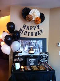 Birthday Decorations For Husband At Home Birthday Surprise For Him Birthday Ideas Pinterest