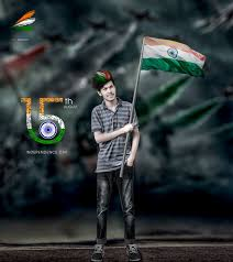 tutorial photoshop online 15 august special editing independence day special photo editing