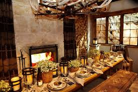 New York Themed Centerpieces by At Diffa U0027s Dining By Design In New York Ralph Lauren Went With A