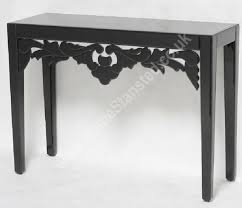 Venetian Console Table Black Console Table With Drawers Dark Console Table Natural Beauty
