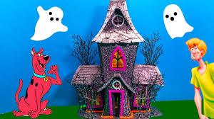 scooby doo cartoon network halloween spooky toy video parody youtube