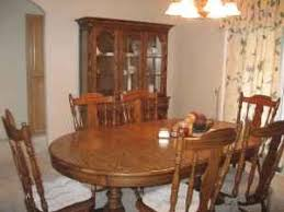 Keller Dining Room Furniture With Vintage Keller Furniture Further Early American Dining Room