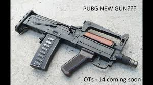 pubg new weapons 7 62mm smg in pubg ots 14 groza pubg update june 2017 youtube