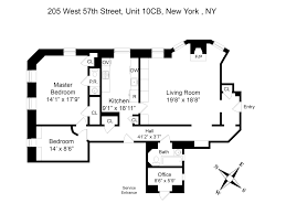 8 york street floor plans the osborne 205 west 57th street new york ny 10023 sotheby u0027s