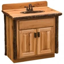 Rustic Bathroom Medicine Cabinets by Bathroom Vanities And Cabinets Cabin Place