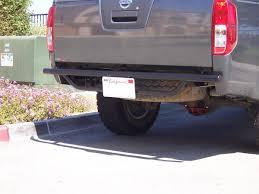 nissan titan rear bumper replacement prerunner rear bumper nissan frontier forum