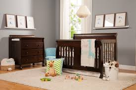 Annabelle Mini Crib by Emily 4 In 1 Convertible Crib Davinci Baby