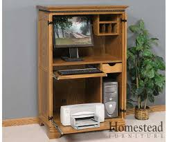 furniture computer armoire computer armoire homestead furniture
