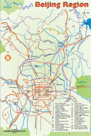 World Map Beijing China by Maps Of Beijing Detailed Map Of Beijing City In English Maps