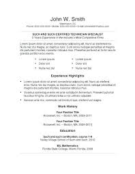 free download resume templates for microsoft word 2010 free download resume templates for microsoft word 2010 medicina