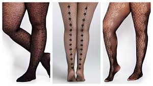 10 places to get plus size tights and thigh highs extended sizes