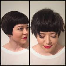 fgrowing hair from pixie to bob from pixie to blunt bob transition by danielle hardy news