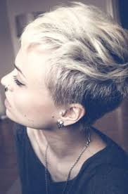 10 best shaved hairstyle images on pinterest hairstyles short