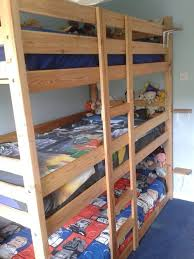 3 Tier Bunk Bed Bunk Bed Review Our Solution For Saving Space With 3