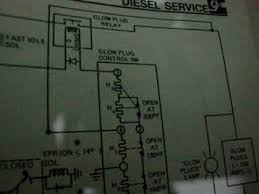 glow plug wiring diagram for corvairwild u0027s 6 2l blazer youtube
