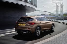 infiniti nissan 2016 infiniti to sell three compacts as one in america qx30 debuts in