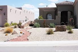 desert landscaping ideas arizona desert landscape design with