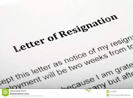 Heartfelt Letters Of Resignation Resignation Letter Closing
