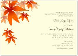cheap fall wedding invitations cheap affordable fall wedding invitations happyinvitation