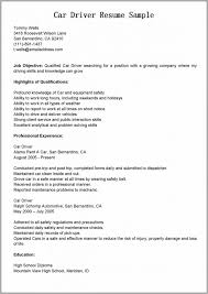 resume template for truck driving job resume resume examples