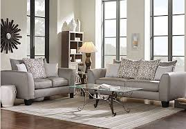 Rooms To Go Sofas And Loveseats by Picture Of Cindy Crawford Home Calvin Heights Platinum 2 Pc