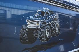 Photos Behold Bigfoot The Original Monster Truck Wsj