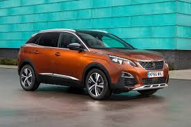 peugeot suv 2015 the best family suvs parkers