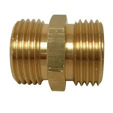 Kitchen Faucet To Garden Hose Adapter by Everbilt Lead Free Brass Garden Hose Adapter 3 4 In Mgh 801679