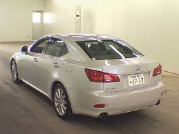 lexus used car japan 2008 lexus is250 version i japanese used cars auction online