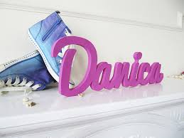 baby plaques personalized danica name signs and plaques personalized baby name