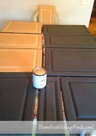 graphite chalk paint kitchen cabinets painted laminate kitchen cabinets farm fresh vintage finds