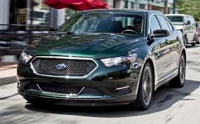 Taurus Sho Interior 2014 Ford Taurus Sho Review Top Speed